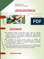 Adolecencia Monografia Expo