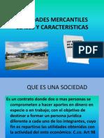 SOCIEDADES MERCANTILES