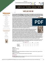 Melkhior