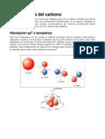 hibridacioncarbono