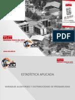 CONFERENCIA 5 MÍA_VARIABLES ALEATORIAS DISCRETAS Y CONTÍNUAS_ESTADÍSTICA APLICADA.pdf