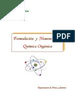 Apuntes Formulacion Organica IES RuizGijon