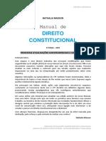 Atualização Constitucional Natalia Masson