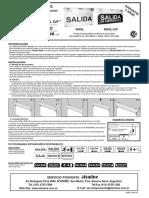 Manual 9905L