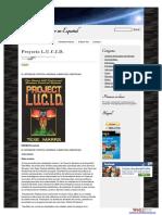 El Proyecto LUCID