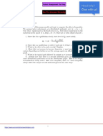 Economics Assignment Sample Solutions