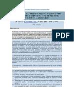 Etracion Psilocibina Con Acido Acetico