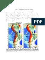 Terremotos y Sismicidad Chile