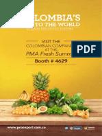 Directory Pma Fresh Summit