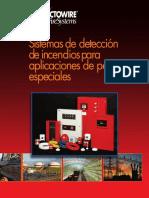Protectowire Special Hazard Brochure Spanish