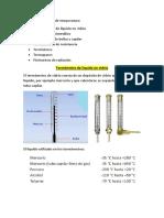 1-Tipos de Medidores de Temperatura