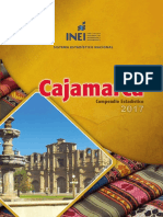 COMPENDIO ESTADITICO CAJAMARCA 2017