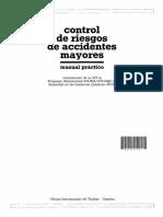 Control de Riesgos de Accidentes Mayores