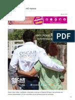 30-05-2018 Oscar Cano y Las Mil Manos
