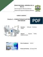 Informe de Quimica - 3