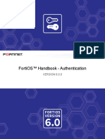 Fortigate Authentication 60