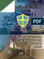 Plan de Gestion de Riesgo de Desastres_2018