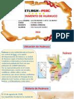 Huánuco - Perú
