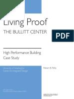 Living Proof Bullitt Center Case Study