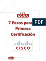 7 Pasos Para Tu Primera Certificacion Cisco
