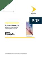 Samsung Galaxy s 6 Ug