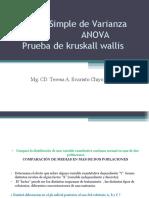 Análisis Simple de Varianza.2013ppt