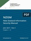 NZISM Part One v2.6 July 2017 2
