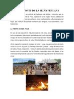 Tradiciones de La Selva Peruan2