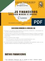 Ratios Financieros El Brocal ppt