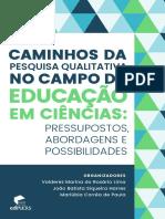 CAMINHOS DA PESQUISA QUALITATIVA NO CAMPO DA EDUCAÇÃO EM CIÊNCIAS