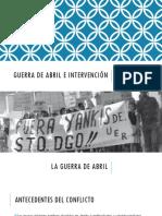 Guerra de abril e Intervención.pptx