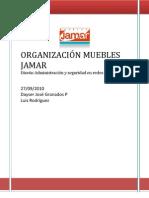 ORGANIZACIÓN MUEBLES JAMAR