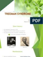 Treeman Syndrome