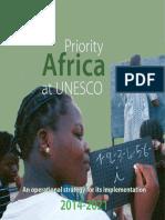 Priority Africa Unesco