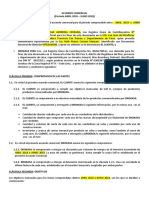 Acuerdo Comercial Group Merkosur