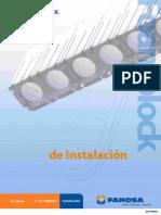 Manual Foamblock