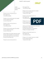 PORQUE TÚ - Lolita Flores (Impresión)