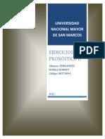 Ejercicios de Pronosticos (1)