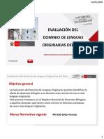 21. Presentación Evaluación de L.O 2018_Apurímac 2