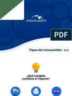 Tipos de Consumidores 2018