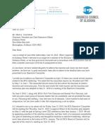 BCA Response to Alabama Power 61818