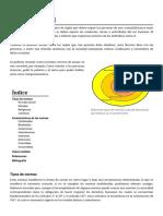Norma Social - Wikipedia, La Enciclopedia Libre