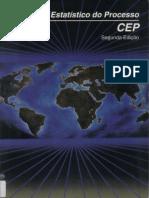 Controle Estatistico Do Processo - CEP - Segunda Edição