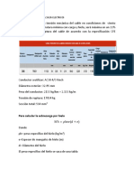 14-Memoria Tecnica de Calculos Electricos