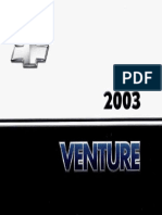 2003 Chevrolet Venture Owners