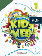 KidsWeb 1 Gu+¡a Docente.pdf
