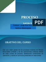 Presentacion Proceso Minero I