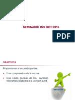 Curso nueva ISO 90012015