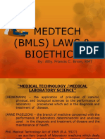 medtechbmlslawsbioethicsintro-160915135141