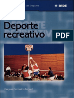 LIBRO Deporte Recreativo Oleguer Camerino F.